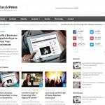 ClassicPress theme